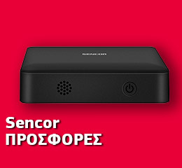 TV Box Multimedia Player Sencor SMP ATV1