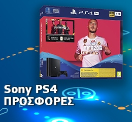 Sony PS4 Pro 1TB G + FIFA 20 + FUTVCH + PS 14 Days