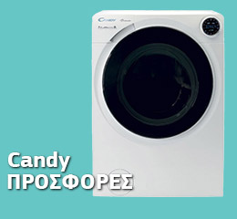 Πλυντήριο Στεγνωτήριο Candy BWD 596PH3/5-S 9 kg/6 kg A