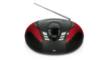 Ράδιο CD Lenco SCD-37 Κόκκινο
