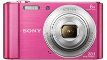 Φωτογραφική Μηχανή Sony DSCW810P Ροζ