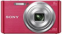 Φωτογραφική Μηχανή Sony DSCW830P Ροζ