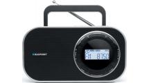 Ραδιόφωνο Blaupunkt BTD-7000 Μαύρο