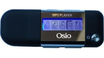 MP3 Player Osio SRM-7540B 4GB Μαύρο