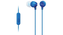 Ακουστικά Handsfree Sony MDREX15APLI Blue