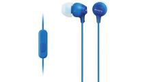 Ακουστικά Handsfree Sony MDREX15APLI Blue