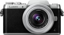Φωτογραφική Μηχανή Panasonic DMC-GF7KEG-S Ασημί