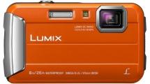 Φωτογραφική Μηχανή Panasonic DMC-FT30EG-D Πορτοκαλί