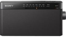 Ραδιόφωνο Sony ICF306 Μαύρο