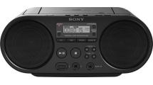 Ράδιο CD Sony ZSPS50B Μαύρο