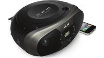 Ράδιο CD Akai BM004A-614 Μαύρο