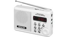 Ραδιόφωνο Sencor SRD 215 Λευκό