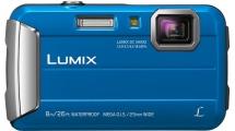 Φωτογραφική Μηχανή Panasonic DMC-FT30EG-A Μπλέ