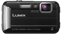 Φωτογραφική Μηχανή Panasonic DMC-FT30EG-K Μαύρη