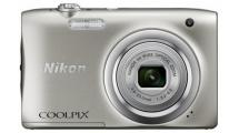 Φωτογραφική Μηχανή Nikon Coolpix A100 Ασημί
