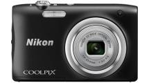 Φωτογραφική Μηχανή Nikon Coolpix A100 Μαύρη
