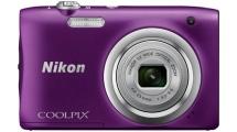 Φωτογραφική Μηχανή Nikon Coolpix A100 Μωβ
