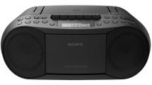 Ράδιο CD Sony CFD-S70B Μαύρο