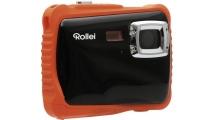Φωτογραφική Μηχανή Rollei Sportsline 65 Πορτοκαλί-Μαύρο