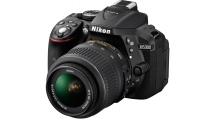 Φωτογραφική Μηχανή Nikon D5300 + AF-P 18-55VR Kit Μαύρη