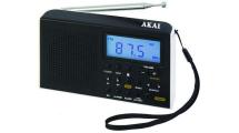 Ραδιόφωνο Akai AWBR-305 Μαύρο