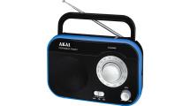 Ραδιόφωνο Akai PR003A-410B Μαύρο