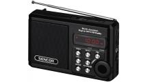 Ραδιόφωνο Sencor SRD 215 Μαύρο