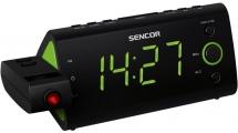Ραδιορολόι Sencor SRC 330 GN Πράσινο