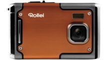Φωτογραφική Μηχανή Rollei Sportsline 85 Πορτοκαλί
