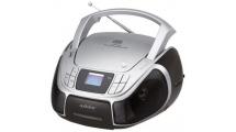 Ράδιο CD Audioline CD-96 Ασημί
