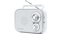 Ραδιόφωνο Muse M-051RW Λευκό