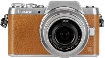 Φωτογραφική Μηχανή Panasonic DMC-GF7KEG-T Καφέ