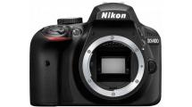 Φωτογραφική Μηχανή Nikon D3400 Μαύρη