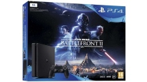 Sony PS4 1TB E Chassis + Star Wars Battlefront II