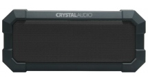 Φορητό Ηχείο Crystal Audio Splash BS-08-K Μαύρο