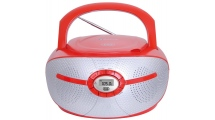 Ράδιο CD Trevi CMP552BT Κόκκινο