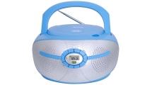 Ράδιο CD Trevi CMP552BT Μπλέ