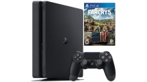 Sony PS4 1TB E Chassis + Far Cry 5