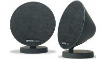 Φορητά Ηχεία Crystal Audio Sonar Duo BS-06-K Μαύρο