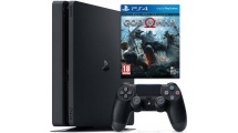 Sony PS4 1TB E Chassis + God of War Standard Edition