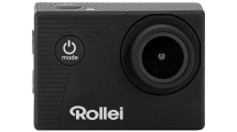 Action Camera Rollei 372 Μαύρη