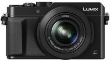 Φωτογραφική Μηχανή Panasonic DMC-LX100 Μαύρη