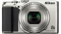 Φωτογραφική Μηχανή Nikon Coolpix A900 Ασημί