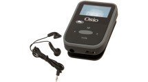 MP3 Player Osio SRM-7880BG 8GB Μαύρο/Γκρι