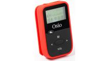 MP3 Player Osio SRM-7880BG 8GB Μαύρο/Κόκκινο