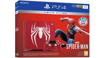 Sony PS4 1TB F Chassis Marvel's Spider-Man Limited Edition + Marvel's Spider-Man