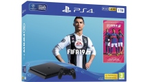 Sony PS4 1TB F Chassis + FIFA 19