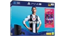 Sony PS4 Pro 1TB B Chassis + FIFA 19