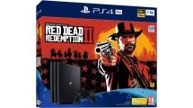 Sony PS4 Pro 1TB B Chassis + Red Dead Redemption 2