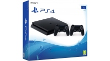 Sony PS4 1TB F Chassis + 2nd DS4